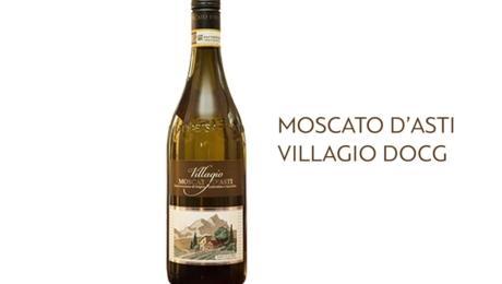 Manfredi Moscato d Asti Villagio DOCG